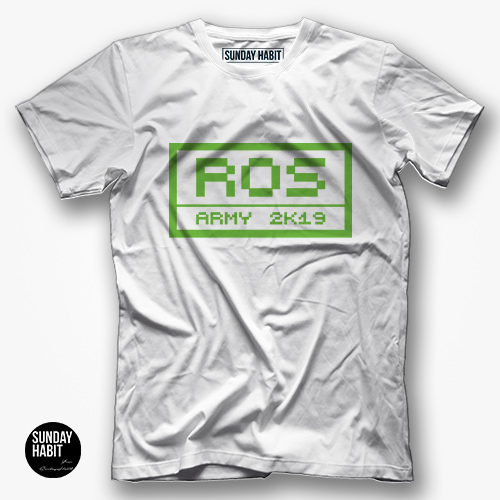 ROS logo 2019