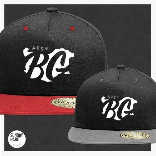 Айде БГ лого шапка