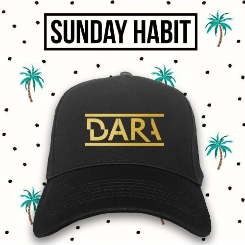 Dara gold шапка