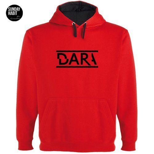 Dara logo суичър