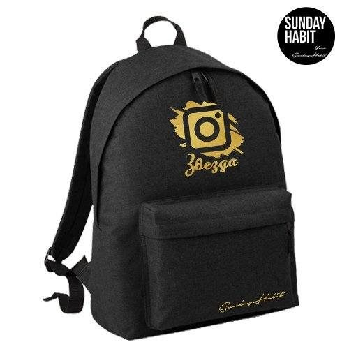 Instagram звезда Backpack