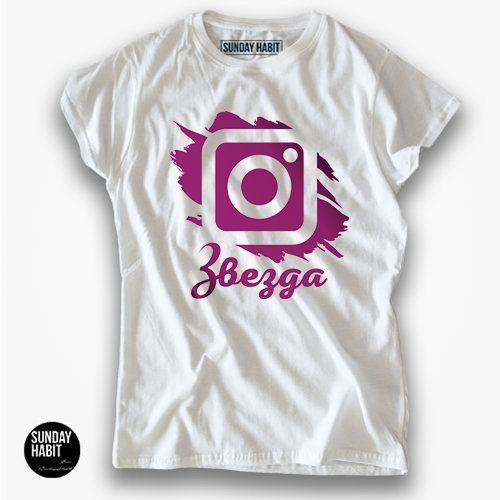 Instagram звезда