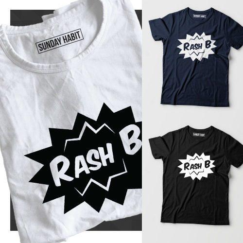 Rash B
