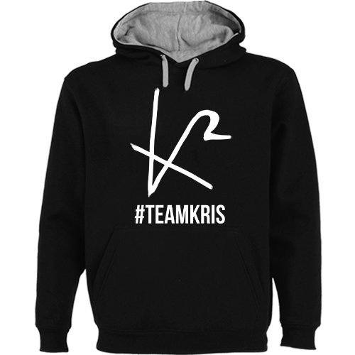 #TEAMKRIS суичър
