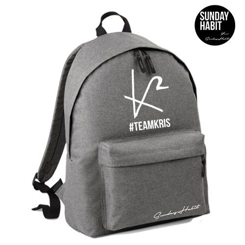 #TEAMKRIS Backpack