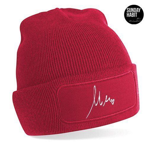 Signature  зимна шапка