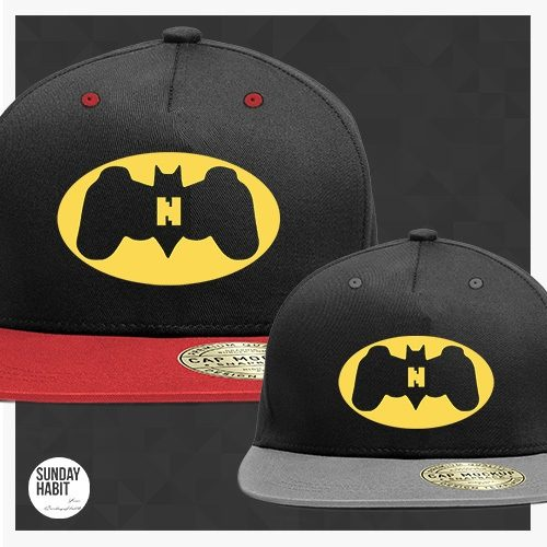 BatGamer шапка