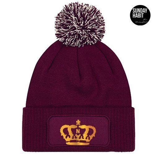 Crown beanie