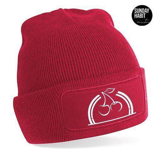 Черешка зимна шапка