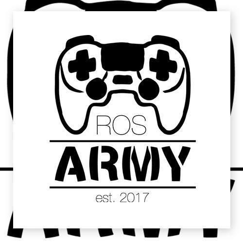 ROS ARMY суичър