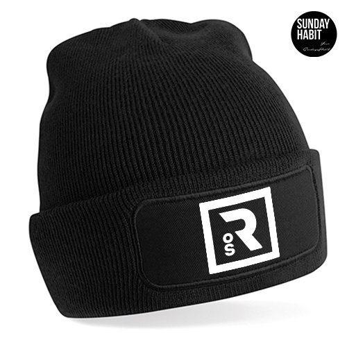 ROS logo зимна шапка