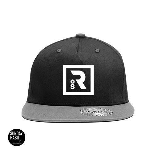 ROS logo шапка