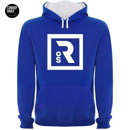 ROS logo суичър