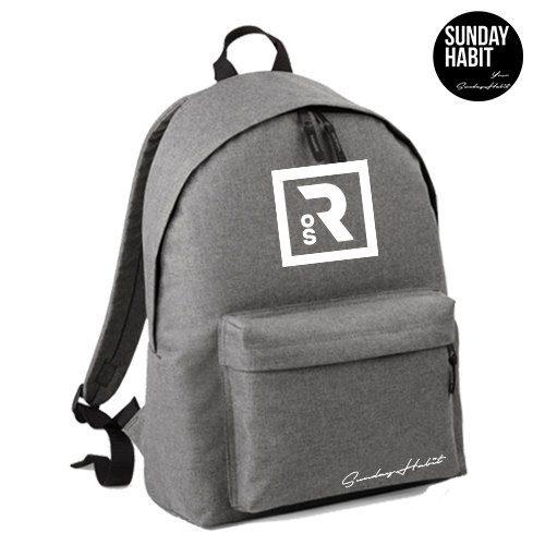 ROS logo Backpack