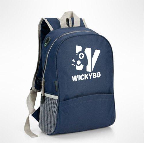 WickyBG лого Раница