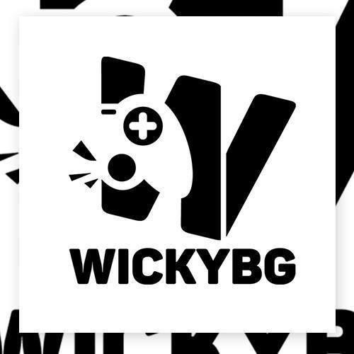 WickyBG лого суичър
